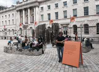 Helidon Xhixha at Somerset House